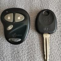 Найден ключ с брелком от автомобиля