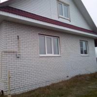 Дом 66 м² (кирпич) на участке 25 сот.