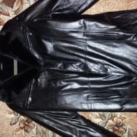 Продам зимнюю мужскую кожаную натуральную куртку-дубленку