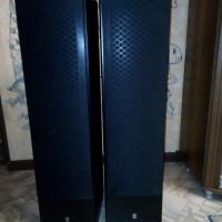 Отличные колонки для домашнего кинотеатра Yamaha NS-50F.