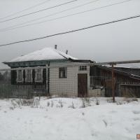 Дом 40 м² (бревно) на участке 15 сот.