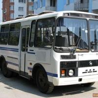Заказ автобусов по городу и району