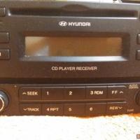 Продам магнитолу с рамкой для Hyundai Elantra 2007 4 hd