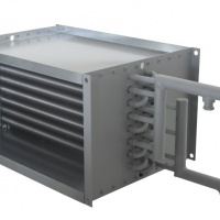 Продам радиатор-калорифер  новый