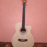 Гитара акустическая, новая